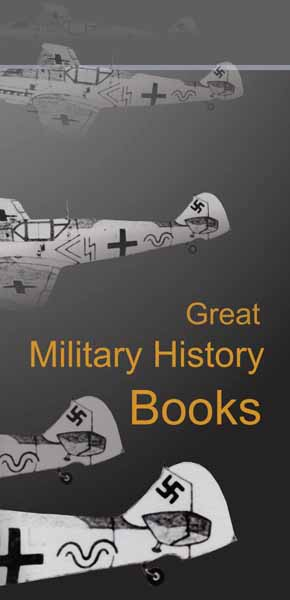 Military History Books. Used.
