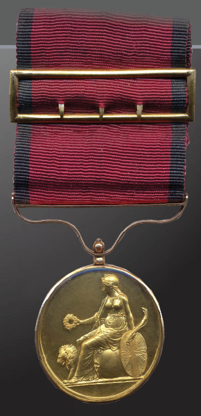 British Medals & Decorations. 1793-1815
