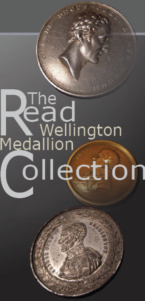 The Read Collection. Wellington's Magnificant Medallions