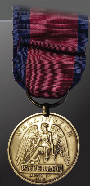 Waterloo Medals