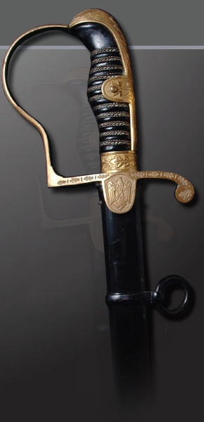 German Dagger & Sword Accoutrements