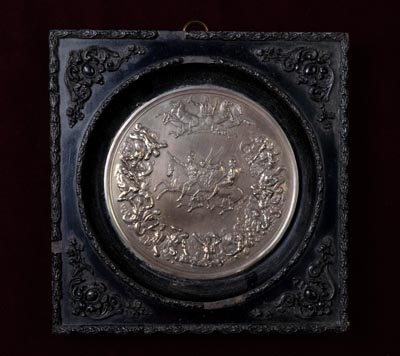 Pistrucci's Great Waterloo Medal | 1850 Electrotypes | Museum Quality.