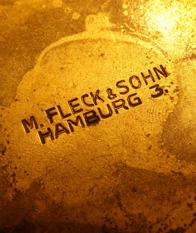 NSKK Motor Racing Competition Plaque For Hamburg