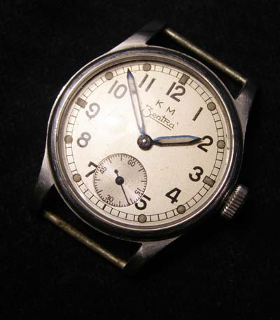 Kriegsmarine Watch By Zentra.