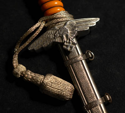 Luftwaffe Miniature Dagger With Portopee | SMF | 24cm.
