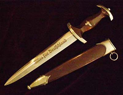 Fotos - for sale ww2 german nazi luftwaffe dagger etched bayonet
