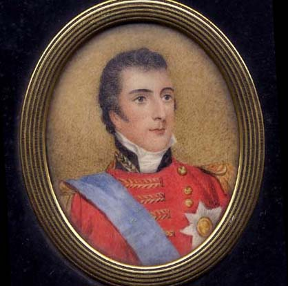 Portrait Miniature | Duke of Wellington | 1806 | English School.
