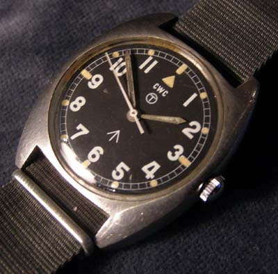 British Army Watch By CWC. W10 Contract.