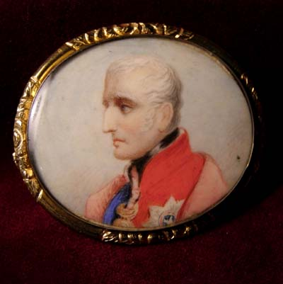 Wellington Brooch