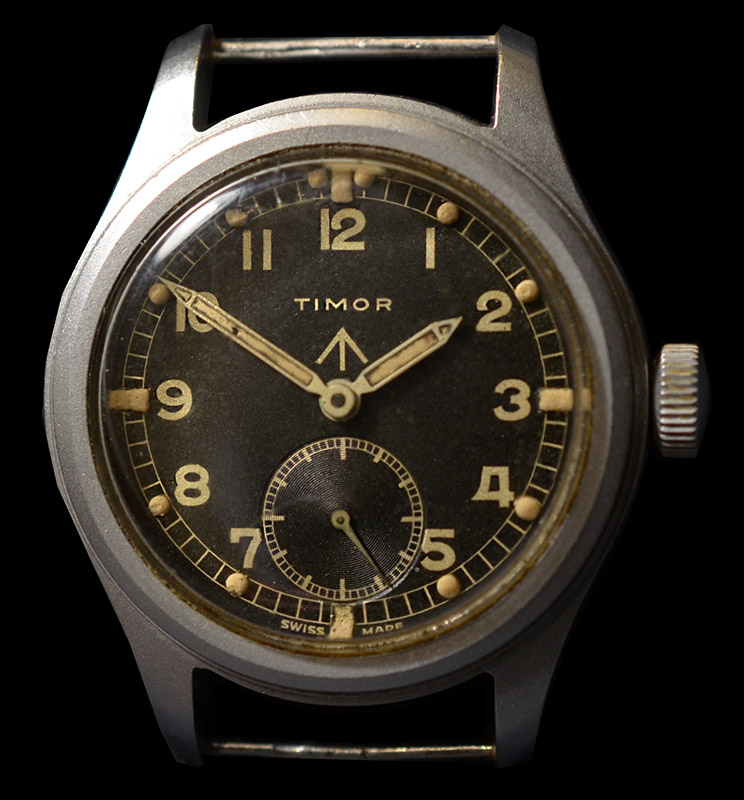 Dirty Dozen British Army Watch by Timor - NOS.
