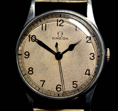 RAF Omega Watch | 6B/159 | WW2