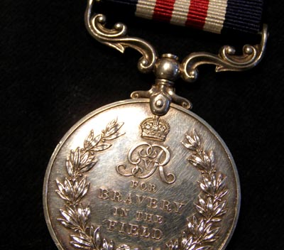 WWI Military Medal. Royal Engineers. Sapper. Possible Somme Award.