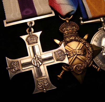 M.C. Medal Group. Artist Rifles/Machine Gun Corps. Somme Award.