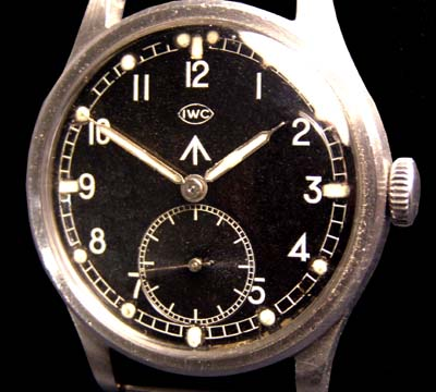 DIRTY DOZEN WATCH | IWC MK. X