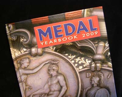 Medal Yearbook 2009.