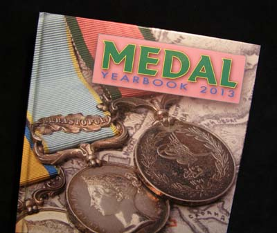 Medal Yearbook 20013.