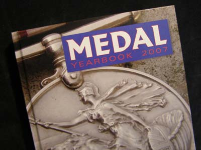 Medal Yearbook 2007.