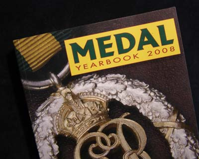 Medal Yearbook 2008.