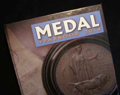 Medal Yearbook 20014.