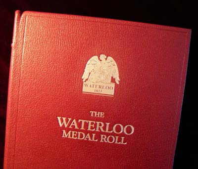 The Waterloo Roll - Leatherbound.