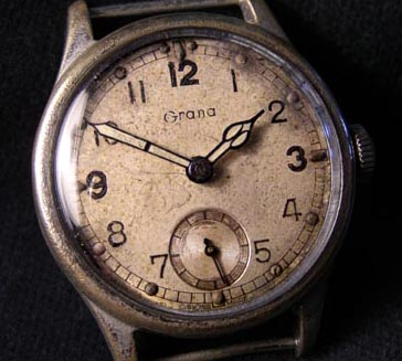 Dirty Dozen | WWW Watch | Grana | Exceptional Rarity.
