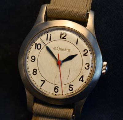 RAF Watch | LeCoultre | 6B/159 | WW2