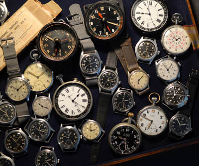 HOW TO KEEP YOUR BRITISH MILITARY WATCH COLLECTION