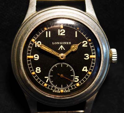 Dirty Dozen Watch | Longines | Great Provenance.