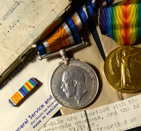 Royal Flying Corps Medals | Boxed.