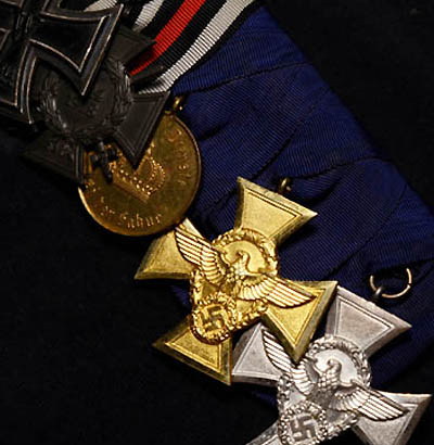 Police Medal Group | 5 Medals | Court Mounted.