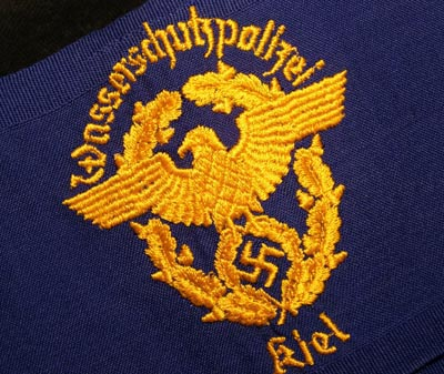 Wasserschutzpolizei (Water Police) Armband For Kiel