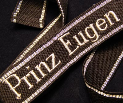 Prinz Eugen Cuff Title | OR/NCO RZM