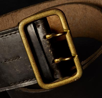 Heer General Rank Belt & Buckle.