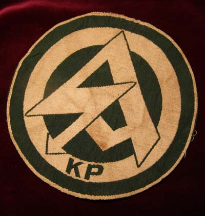 SA Sports Roundel for Gruppe 'Kurpfalz'