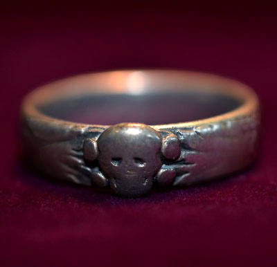 SS Ring | Röhm-Putsch Dated | Provenance.