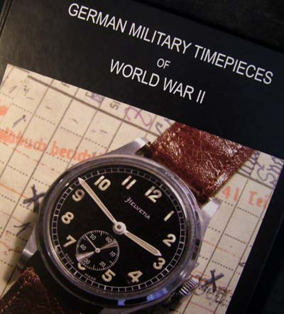 Collect German Military Watches. WW2. SS & Heer. Volume 3.