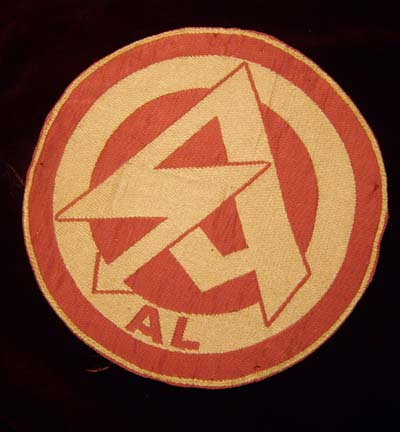 SA Sports Roundel for Gruppe 'Alpenland'