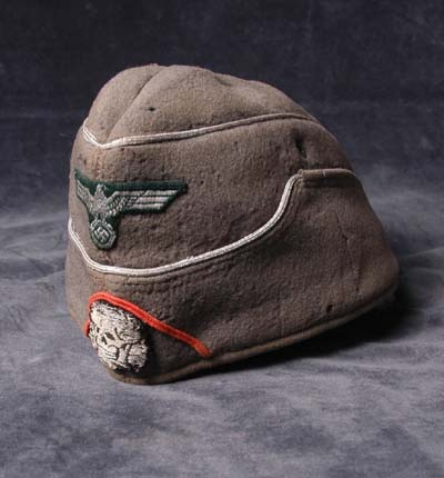 SS-VT / Heer style M38 officer's forage cap