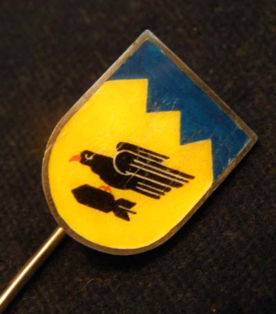 Luftwaffe Squadron Badge St.G.77. Stuka Unit.