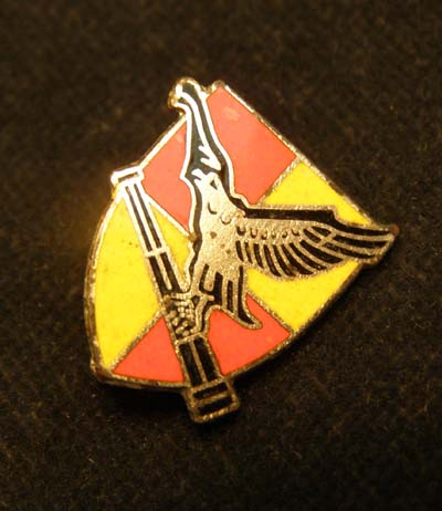 Luftwaffe Squadron Badge 2nd Group (F) 123 (Reconnaissance  Unit)