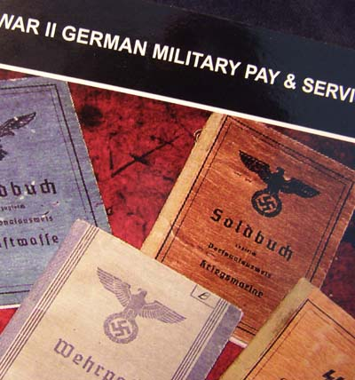 Collecting Third Reich Pay & Service Books