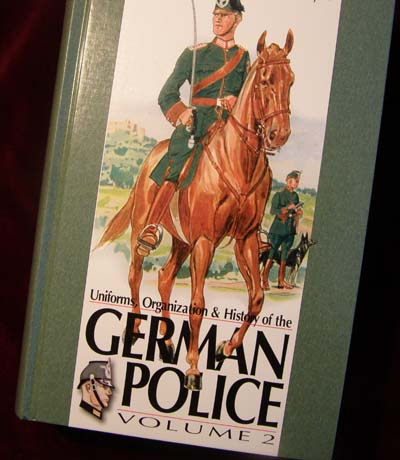 German Police & TeNo - Uniforms, Organisation & History - Volume 2