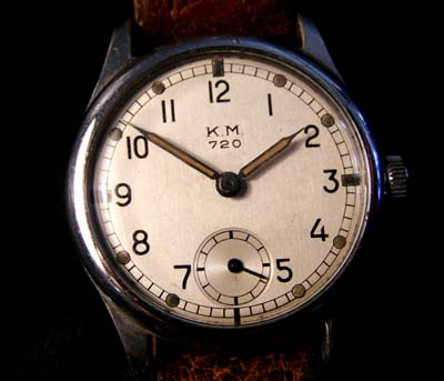 Kriegsmarine Watch | 720 | Festa | Great Provenance