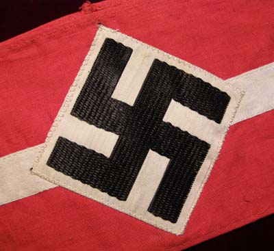 Hitler Youth Armband.
