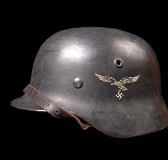 Steel Helmet| Luftwaffe | M40 | Single Decal