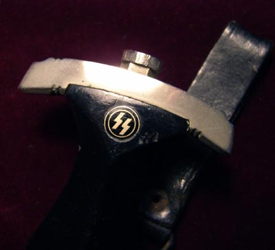 SS Röhm Dagger. 1933 Pattern. Ex. Riley Collection.