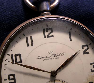 Kriegsmarine Pocket Watch | IWC | Class II