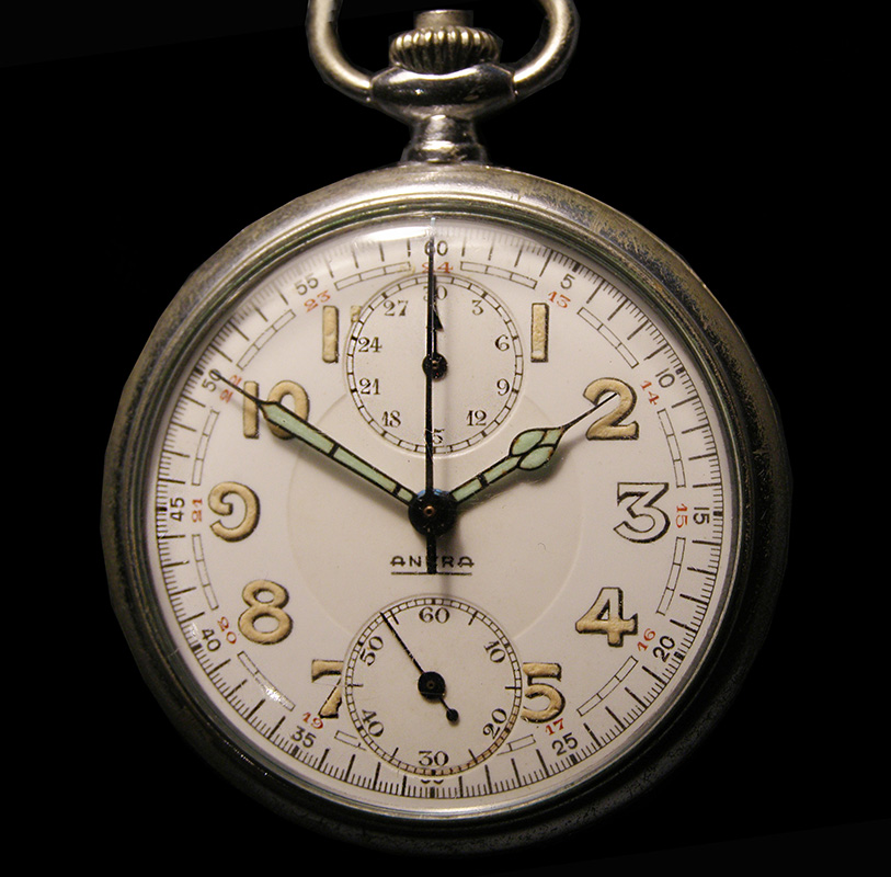 Kriegsmarine Artillery Watch By Ankra | Provenance.