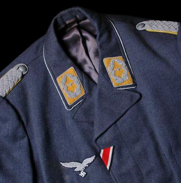 Luftwaffe Flight Blouse. Major.