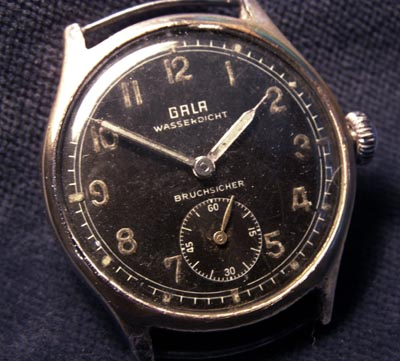 German Army Watch By Gala.